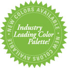 Industry Leading Color Palette Symbol